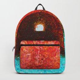 Below Backpack