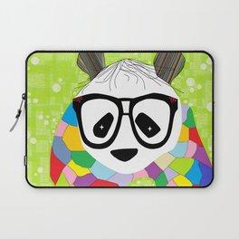 Hipster Panda Laptop Sleeve