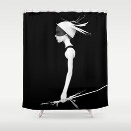 Cas Shower Curtain