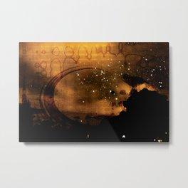 Terrestrial Visitation Metal Print