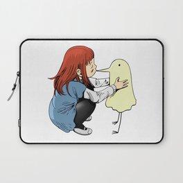 Goodnight / Oyasumi Punpun - Aiko's Kiss Laptop Sleeve