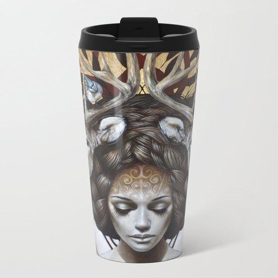 Douceurs de Virginie Metal Travel Mug