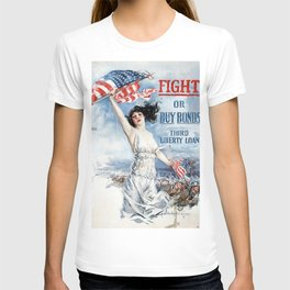 Fight or Buy Bonds T-shirt