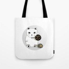 Lucky and Kawaii Tote Bag