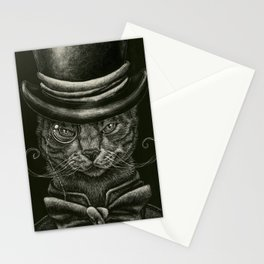 Classy Cat Stationery Cards
