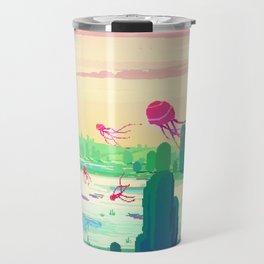 PHAZED PixelArt 5 Travel Mug
