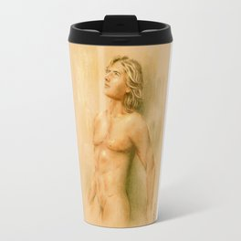 Adonis - Male Nude Travel Mug