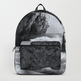 against the sea Backpack