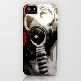 Toxic Fumes iPhone Case