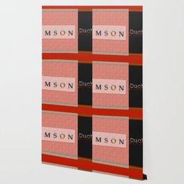 Crimson Duchess Wallpaper
