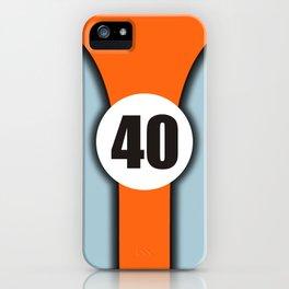 GT40 iPhone Case