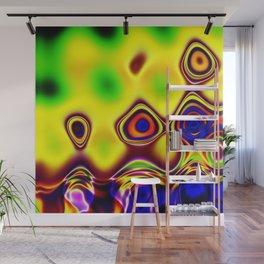 Droplet Wall Mural