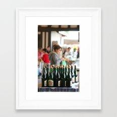 Cidre Framed Art Print