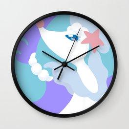 Primarina Friend Wall Clock