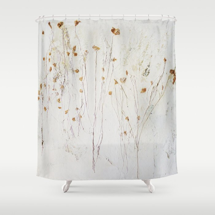 little flower Shower Curtain by lamade | Society6