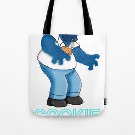COOKIE D'OH! Tote Bag