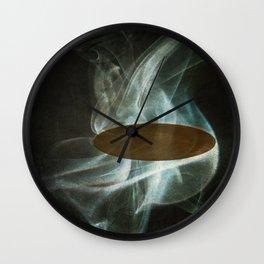 Café Cubano Wall Clock