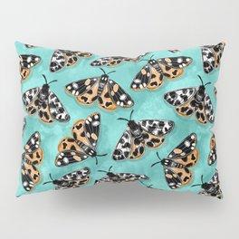 Tiger Moths Pillow Sham