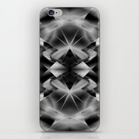 kaleidoscope iPhone & iPod Skins featuring Kaleidoscope by Assiyam