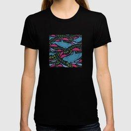 Underwater Pattern #5 T-shirt