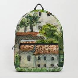 Across the Arno Backpack