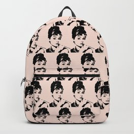 Audrey Hepburn, I Just Do My Thing. Backpack
