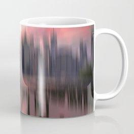 New city red Coffee Mug