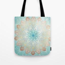 Island Mandala Tote Bag