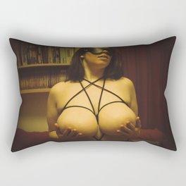 Bondage 4 Rectangular Pillow