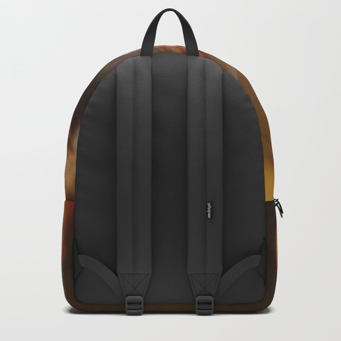 Lights Glistening in an Evening Drink Backpack