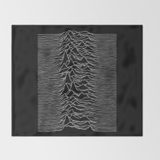 Joy Division 2 Throw Blanket