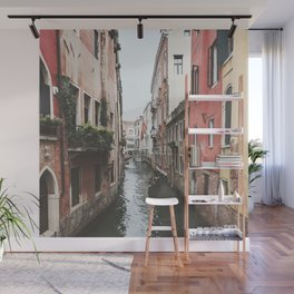 CANALS Wall Mural