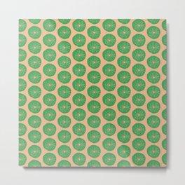 Linna Pattern Metal Print