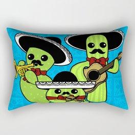 Los Nopalitos Rectangular Pillow