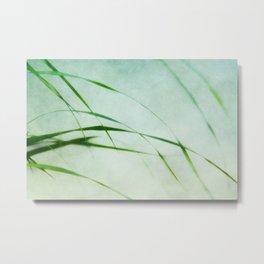 green harmony Metal Print