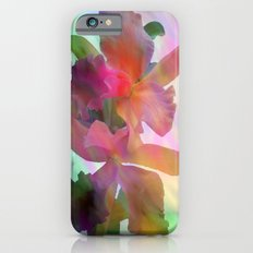 Easter Orchids iPhone 6 Slim Case