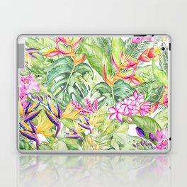 Tropical Garden 1A #society6 Laptop & iPad Skin