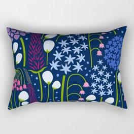 Spring Bulbs Rectangular Pillow