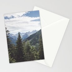 Tatra Mountains Stationery Cards