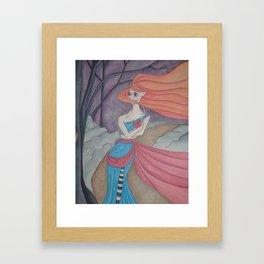 Guard Your Heart Framed Art Print