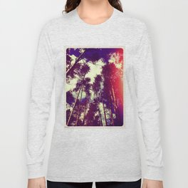 There is a pleasure in the pathless woods... Long Sleeve T-shirt