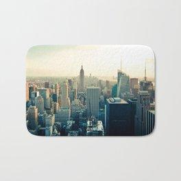 Good Evening New York City Bath Mat