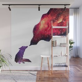 FOX UNIVERSE Wall Mural