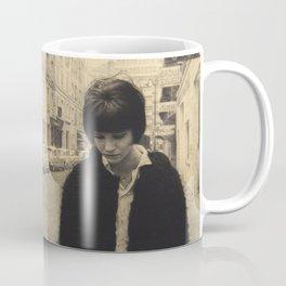 Anna Karina (Vivre Sa Vie) Coffee Mug