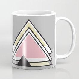 Minimalist Triangle Series 010 Coffee Mug