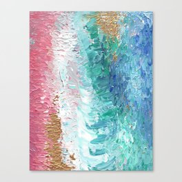 Ocean Mind Canvas Print