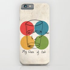 This is my glass of Dali Slim Case iPhone 6s