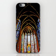 Sainte Chapelle iPhone & iPod Skin