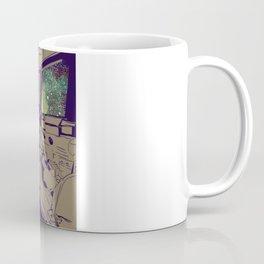 SpaceJet (Color) Coffee Mug