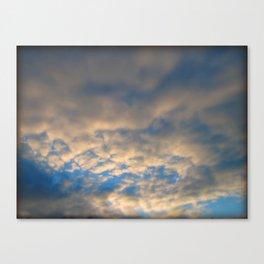 Sky Watch Canvas Print
